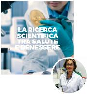 LA RICERCA SCIENTIFICA TRA SALUTE E BENESSERE